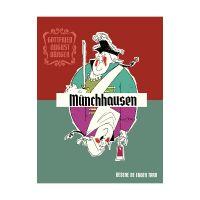 PX748 Carte Editura Arthur, Munchhausen