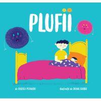 PX783_001w Carte Editura Arthur, Plufii, Raluca Poenaru