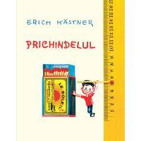 PX811_001w Carte Editura Arthur, Prichindelul, Erich Kastner