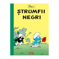 PX858_001w Carte Editura Arthur, Strumfii negri, Y. Deporte si Peyo