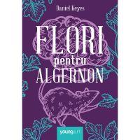 PX966_001w Carte Editura Arthur, Flori pentru Algernon, Daniel Keyes