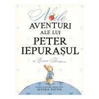 PX991_001w Carte Editura Arthur, Noile aventuri ale lui Peter iepurasul