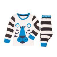 20203269 Pijama cu imprimeu Tiger Minoti Pyja