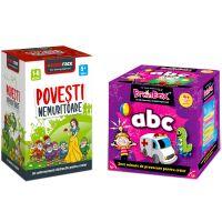 LG0053_001w Pachet educativ BrainBox, ABC si MemoRace, Povesti nemuritoare