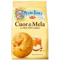 R286_001w Biscuiti cu gem de mere Cour di mela Mulino Bianco, 250 g