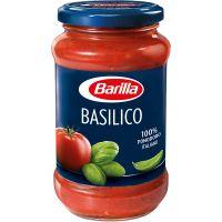 R3739_001w Sos pentru paste cu busuioc Basilico Barilla, 400 g
