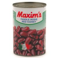 R9049_001w Fasole rosie Maxim's, 400 g