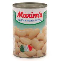 R9056_001w Fasole alba Cannellini Maxim's, 400 g