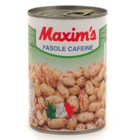R9087_001w Fasole Borlotti Maxim's, 400 g