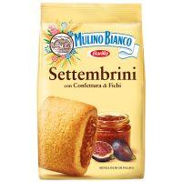 R9945_001w Biscuiti cu gem de smochine Settembrini Mulino Bianco, 250 g