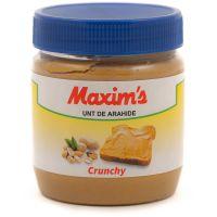 R995_001w Unt de arahide Maxim's Crunchy, 340 g