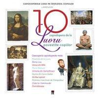 Cele 10 capodopere - de la Luvru, Larousse
