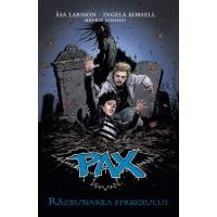 Pax - Razbunarea strigoiului, Asa Larsson