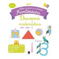 Descopera matematica Montessori, Delphine Urvoy