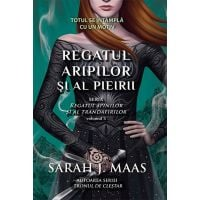 Regatul aripilor si al pieirii, Sarah J.Maas