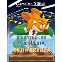Ciudatul caz al hotului de coji de branza, Geronimo Stilton