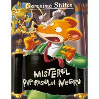 Misterul papirusului negru, Geronimo Stilton