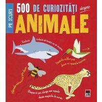 500 de curiozitati despre animale, Claire Hibbert