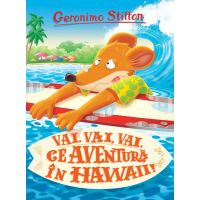 Vai, vai, vai ce aventura in Hawaii, Geronimo Stilton