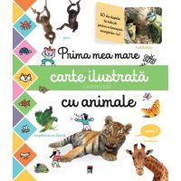 Prima mea mare carte ilustrata cu animale, Larousse