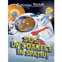 SOS, un soarece in spatiu! Geronimo Stilton