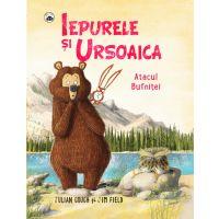 Iepurele si Ursoaica - Atacul bufnitei, Julian Gough, Jim Field