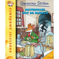 Misteriosul hot de branza, Geronimo Stilton