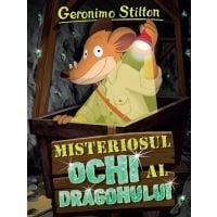 Misteriosul ochi al dragonului, Geronimo Stilton