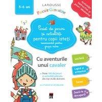Caiet de jocuri si activitati 5-6 ani, Larousse