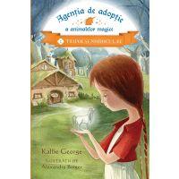 Agentia de adoptie a animalelor magice 1. Trifoi si norocul ei, Kallie George