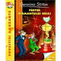 Furtul diamantului urias, Geronimo Stilton