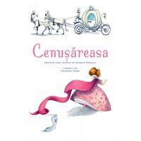 Povesti ilustrate - Cenusareasa, Ilustratii Francesca Rossi