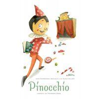 Povesti ilustrate - Pinocchio, Ilustratii Francesca Rossi