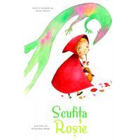 Povesti ilustrate - Scufita rosie, Ilustratii Francesca Rossi