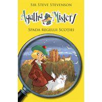 Agatha Mistery - Spada Regelui Scotiei, Sir Steve Stevenson