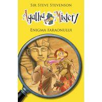 Agatha Mistery - Enigma faraonului, Sir Steve Stevenson