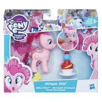 Figurina My Little Pony The Movie - Pinkie Pie cu fustita stralucitoare