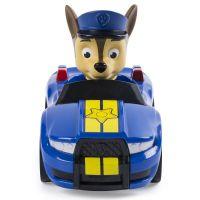 Figurina Paw Patrol Jungle Rescue, Chase si masina de politie