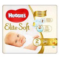 2582301 Scutece Huggies Lite Soft Convi, nr 2, 4-6 kg, 24 buc