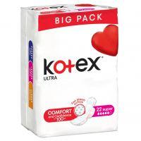 Tampoane absorbante Kotex Ultra Super, 22 buc