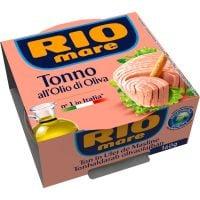 RM54281_001w Ton in ulei de masline Rio Mare, 160 g