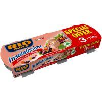 RM56782_001w Salata mexicana cu ton Rio Mare, 3 conserve x 160 g