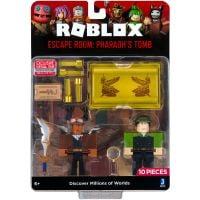ROB0336_001w Set 2 figurine Roblox, Escape Room Pharaoh's Tomb, S8