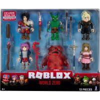 ROB0361_001w Set 6 figurine clasice Roblox, World Zero, S8