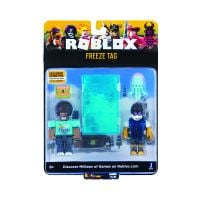 ROB19840 ROG0123 Set 2 figurine Roblox Celebrity Blistere, Freeze Tag (ROG0123)