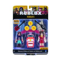 ROB19840 ROG0124 Set 2 figurine Roblox Celebrity Blistere, Robeats (ROG0124)