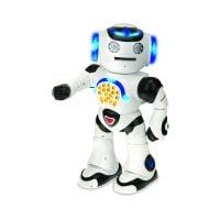 ROB50RO_001w Jucarie interactiva Powerman Robot Ro Lexibook