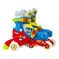 Role copii 2 in 1 STAMP Mickey Mouse - Marime 27 - 29