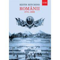 Romanii 1774-1866, Keith Hitchins