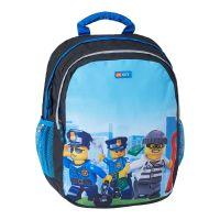Rucsac gradinita LEGO® Core Line Ergo - City Police Chooper LG-20025-1835